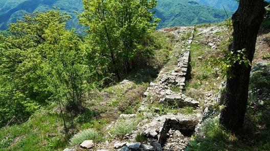 Останки от крепост Козник, снимка: opoznai.bg
