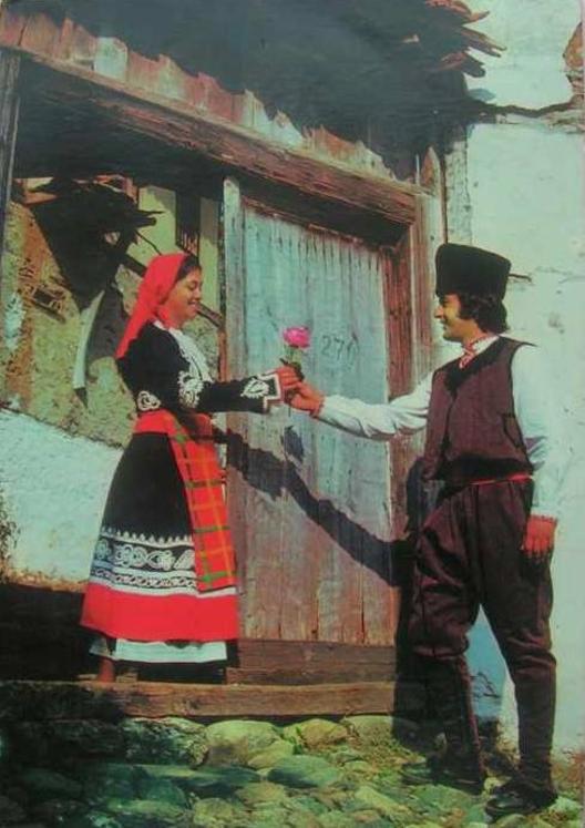 Снимка: Старите снимки на Родопите