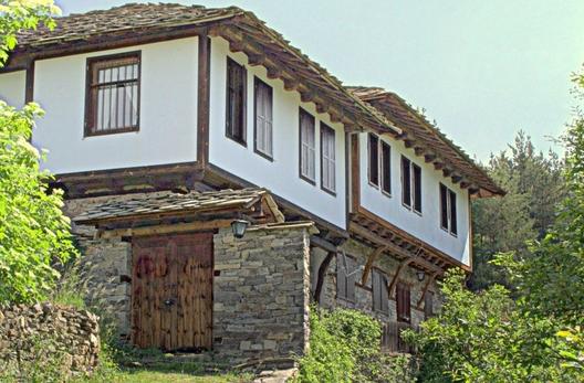 Снимки за фон от село Лещен