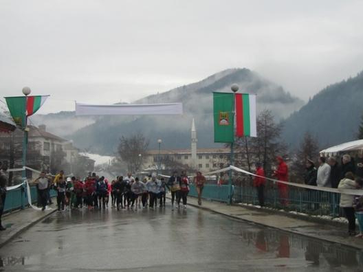 За втора поредна година Община Смолян е съорганизатор на състезание по планинско бягане