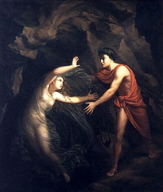 Легенда за Орфей и Евридика