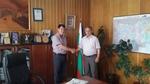 Зам.-кметът на Бурса остана впечатлен от величието на Дяволския мост