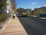 Мадан блести с нов асфалт