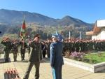 102 години от Балканската война отбеляза Алпийският батальон в Смолян