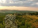 """Крепостта """"Лютица""""-една от най-запазените средновековни крепости"""