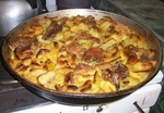 Печените картофи на баба