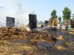 Изгоряха 150 дка гори в Богутево