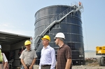 До края на октомври пречиствателната станция в Кърджали ще бъде готова