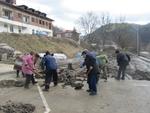 Община Смолян започна да разчиства от пораженията след бедствието