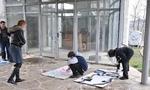 Деца от най-старото училище в Кърджали рисуваха в двора на Астрономическата лаборатория