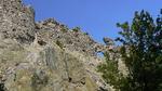 """Крепостта """"Устра"""" в Източните Родопи"""