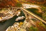 Дяволският мост край Ардино – средновековен архитектурен шедьовър