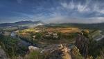 Маджарово – град, разположен в кратера на вулкан