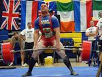 Чепеларецът Стоян Андреев с пореден успех в силовия трибой