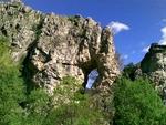 Слонът – поредният скален феномен в Родопите