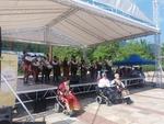 В Смолян бе открит Петия фолклорен фестивал на хората  със специфични потребности