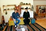 Отец Петър Гарена събира информация за живота, бита и традициите в Източните Родопи