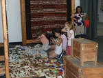 70 деца се забавляваха и твориха в смолянския музей