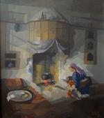 Значението на огнището в бита на родопското семейство в миналото