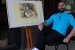 Художникът Борис Кисьов за енергията на планината и собствения път в рисуването