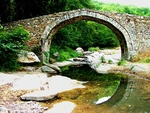 Атеренски мост – един от средновековните архитектурни паметници по нашите земи