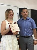 Една от всичките 28 Национални дипломи е на ученичка от Чепеларе