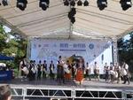 Домакините от Момчиловци изненадаха азиатските си гости с песен на китайски в акомпанимент на каба гайда