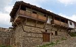 Архитектурен резерват – село Долен