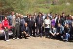 Начело с кмета на Ардино почистиха района около Дяволския мост и Орловите скали