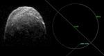 Можем да наблюдаваме астероида с телескоп