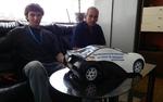 Десетки с мераци да купят соларния автомобил на чепеларци