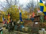 32 национални знамена се развяват в евромахала в Момчилград