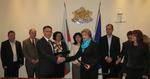 Хасан Азис подписа договора по проекта за водния цикъл