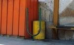 Около 80% от декоративните съдове за смет в Смолян са унищожени