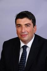 Недялко Славов докладва на заседание на МС за проблемните свлачища и срутища