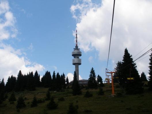 Телевизионната кула Снежанка е атракция и за летния и зимния туризъм на Пампорово