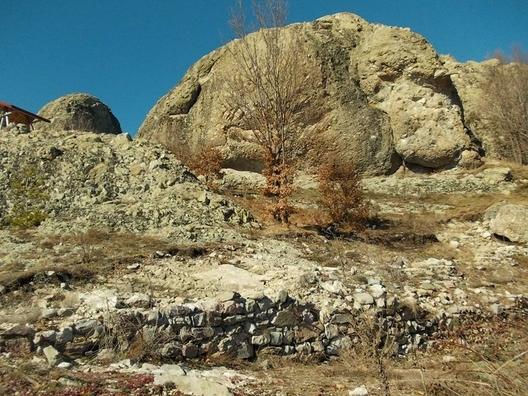 Крепостта Козник