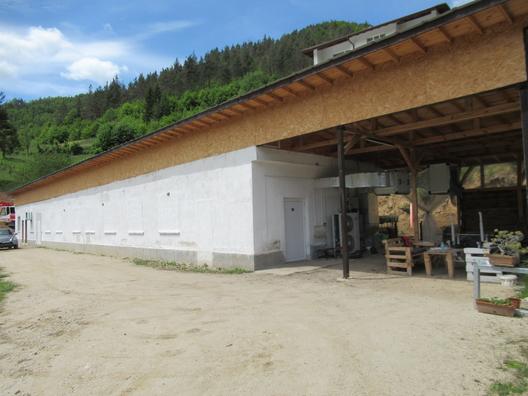 Фермата за гъби на Даниел Гърбелов