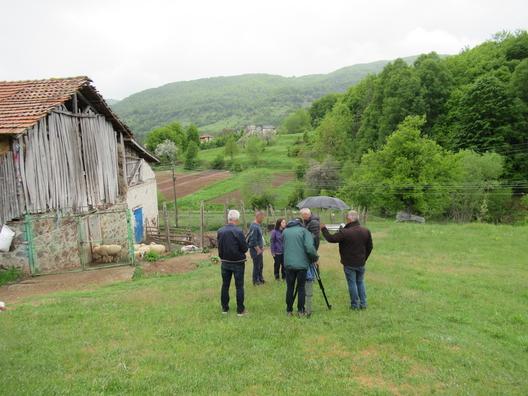 Овцефермата на Красимир Демирев в село Поляна