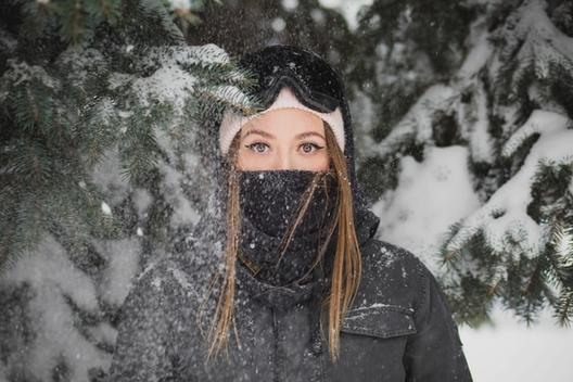 Как да се пазим от слънцето в планината през зимата