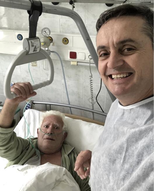 Д-р Красимир Събев: Най-голямото ми удоволствие е да изкарам мед и да го подаря