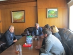Инвеститори се срещнаха с Мелемов, проучват възможностите за изграждането на кабинков лифт ски между Смолян-Пампорово