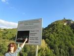 """Маркировка за обходен маршрут ще упътва туристите към крепостта """"Калето"""""""