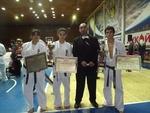 Родопски каратисти се върнаха с 2 златни и 1 бронзов медал от международно състезание в Бургас
