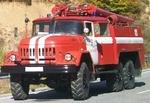 Кола се запали до бензиностанция на Пампорово