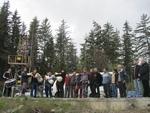 Над 50 деца катериха изкуствена стена над Смолян в памет на алпиниста Христо Христов