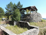"""Крепостта """"Цепина"""" съживява ракитовския регион- регистрирани са близо 11 хиляди туристи"""