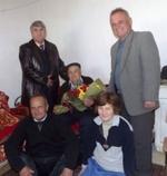 Кметът на Черноочене посети двама столетници- на 100 и 103 години