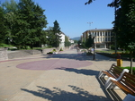 Откриха ремонтираната пешеходна зона в Смолян