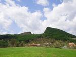 Счупената планина – чудо на природата